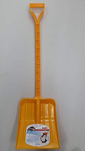 Garant Kids Poly Snow Shovel 0-3/8' Plastic - Yellow