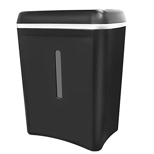 Why Choose L.HPT Shredder Paper 8-Page Cross-Cut Paper Shredder Electric Office Shredder Visual Wind...