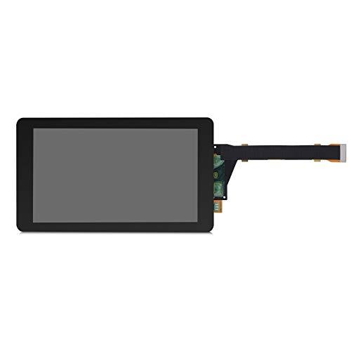 ELEGOO 5,5 Zoll 2K LCD für Mars Pro 3D Drucker mit 2560x1440 Auflösung und gehärtetem Glas Schutz, Sharp LS055R1SX04 Lichthärtungsdisplay