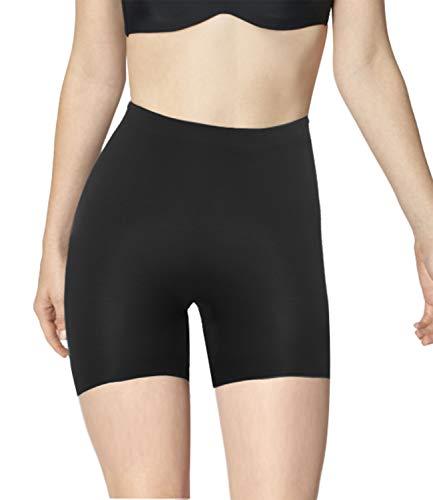 COMFREE Bragas Anti Roces Pantalones de Seguridad Braga Faja Reductora para Mujer EláStico Pantalones Cortos Ropa Interior Shorts Negro M ✅