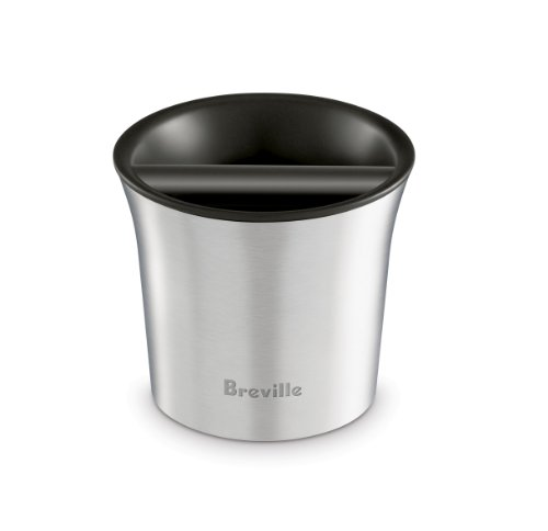 Breville BES001XL Knock Box, Mini, Stainless Steel