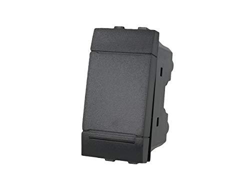 Tomas interruptores de conmutación Shuko, botón TV Bticino Living International compatible (desviador)