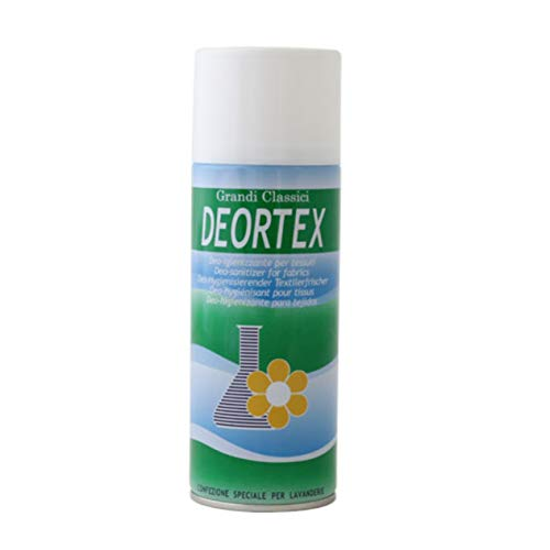Desodorante, higienizante textil. Deortex en spray