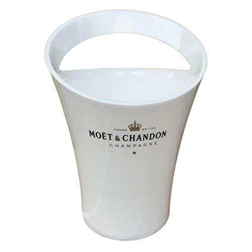 Cubo de hielo del silicón del fabricante del cubo Titular de la nueva de la manera 3L blanco de acrílico Cubos de hielo Vinotecas de...