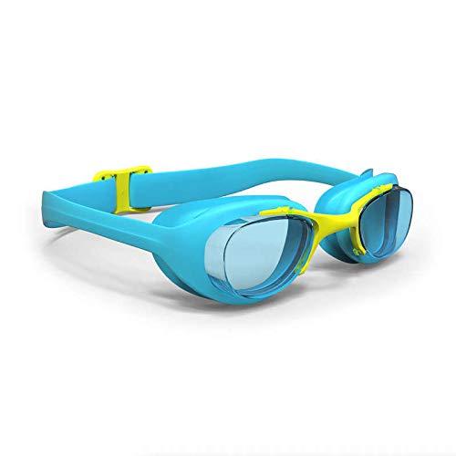 Nabaiji Schwimmbrille, Größe S, für Kinder, 100 Stück, hellblau