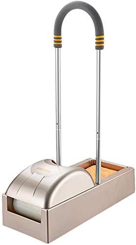 Schoenovertrek/Automatische machine/Schoenfoliemachine/Invoerset voor vloerbedekking Wegwerp/Hygiënische hoes Herbruikbaar met verwijderbare armleuningen