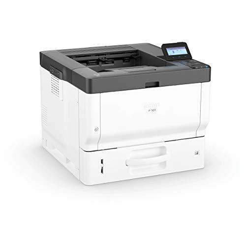 Ricoh 418363 P501 Laserprinter zwart/wit A4, LAN, PCL5e, PCL6
