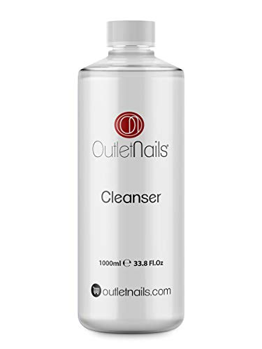 Cleaner para Gel 1000ml Aroma Cereza - Eliminar la capa pega