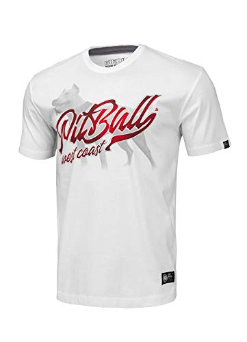 Pit Bull West Coast T-Shirt, Red Nose...