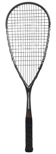 Unsquashable Squashschläger Inspire Y-8000, Long-String, 100% Carbon4 mit Kevlar, Profiracket mit max. Power, 296169