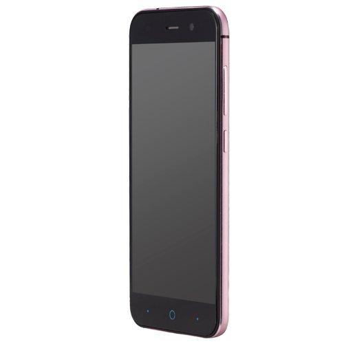 ZTE Blade V6 - Smartphone Libre de 5' (2 GB de RAM, 16 GB de Memoria Interna, Android) Color Rosa