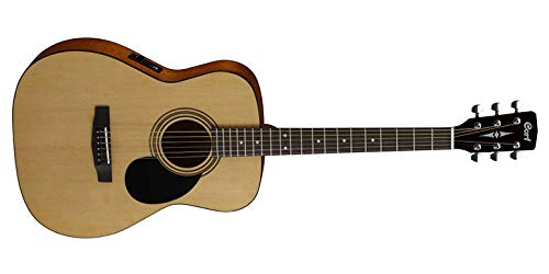 guitarra acústica electrificada