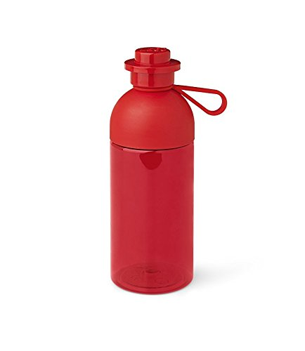 Abeba RC40420001 Bouteille 0,5l en rouge, Polypropylène, 0 cm