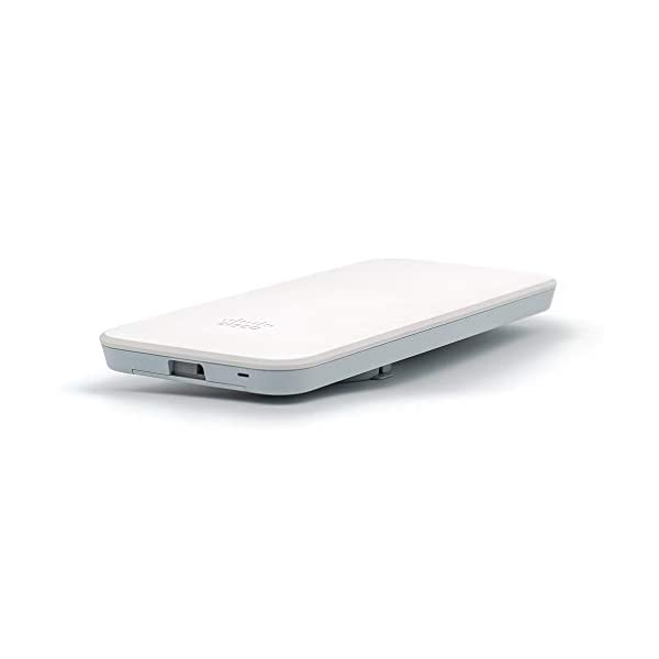 Meraki Go by Cisco | Outdoor WiFi Access Point | Cloud Managed | Mesh | IP67 Rated | [GR60-HW-US]