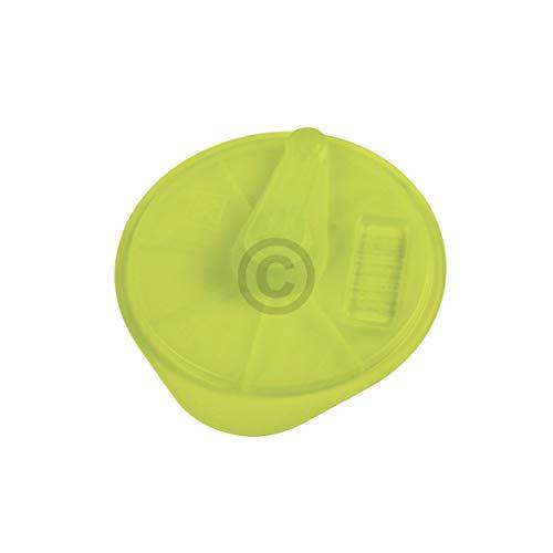 DL-pro Reinigungsdisc T-Disc gelb für Bosch 00576836 17001490 Tassimo Kapselmaschinen