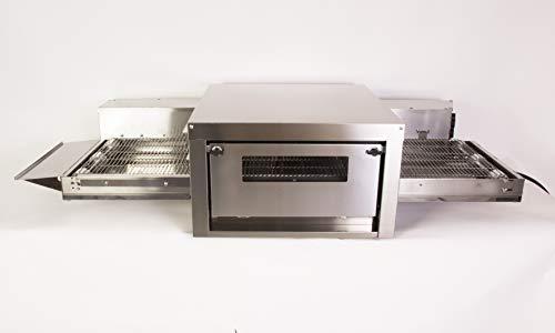 HORNO PIZZA de Cinta Eléctrico Profesional DOSILET TT6600 6600W Trifásico con REGULADORES de Potencia especialmente diseñado para PIZZA.Hasta 71 pizzas/hora.Ideal FRANQUICIAS y/o SERVICIO DELIVERY