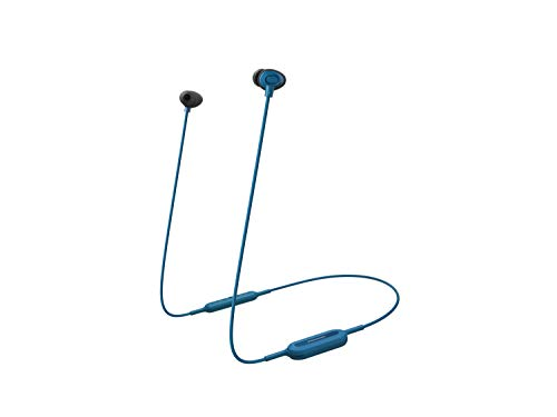 Panasonic RP-NJ310B – Auriculares inalámbricos (In-Ear, Bluetooth, 6hrs de batería, Manos...