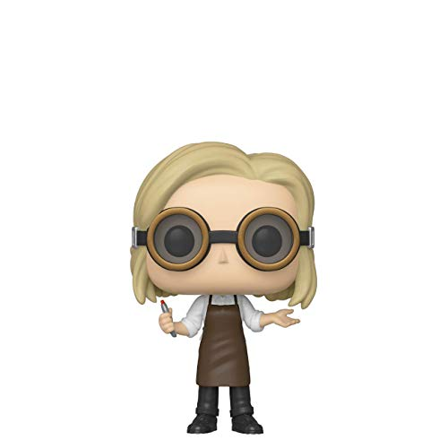 Funko Pop TV Who 13th Doctor Figura de Vinilo-Coleccionable, Multicolor (43349)