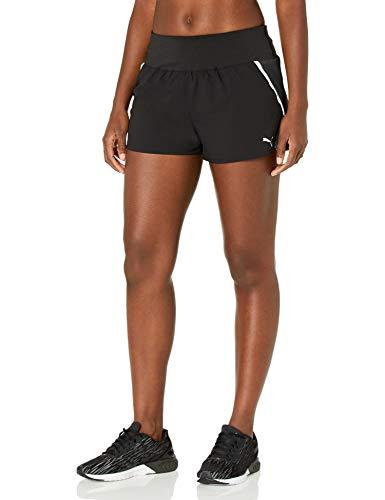 PUMA Women's 2 in 1 Running Lite Shorts