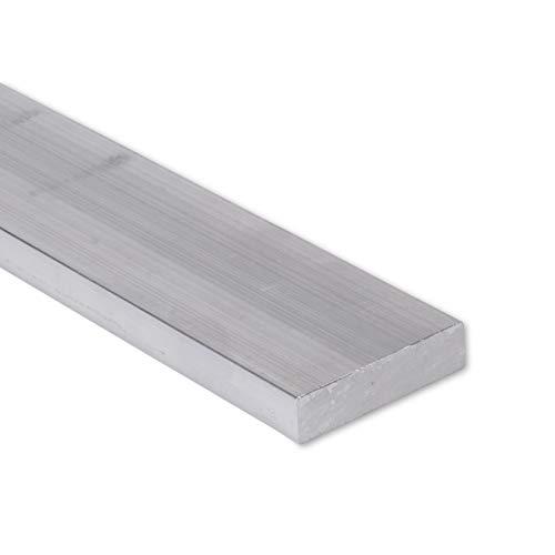 Remington Industries 0.50X1.0FLT6061T6511-12 1/2