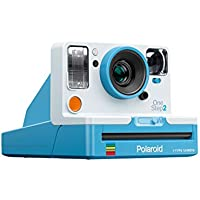 Polaroid Originals OneStep2 VF Viewfinder i-Type Analog Instant Film Camera (Summer Blue, 9016)