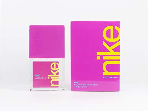Nike Pink Woman Eau de Toilette Natural Spray 30ml