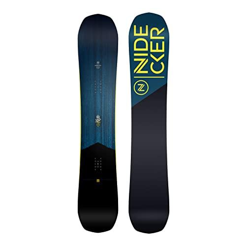 Nidecker Score 149M, 2022, tabla de snowboard para hombre, direccional de toda la montaña, principiantes, azul negro
