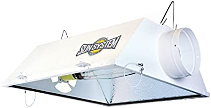 Sun System Grow Lights - Yield Master - Air-Cooled | Single End | Metal Halide / HPS | Reflector - 6