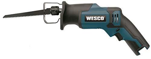 Serra Sabre Bateria 12V Wesco sem carregador e bateria
