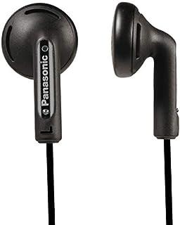 Panasonic RP-HV094, Auriculares Botón con Cable In-Ear (Headphone Sonido Estéreo para Móvil, MP3/MP4, Diseño de Ajuste Cóm...