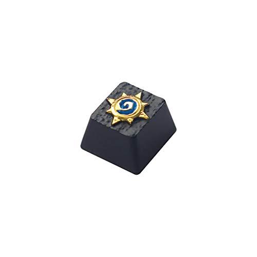 North cool Hearthstone-Legende-Logo-Blizzard-Tastatur-Taste Um Zinkaluminiumlegierung Ist Eine Dreidimensionale Geprägte Tastenkappe