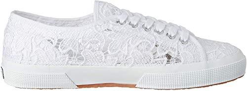 Superga Damen 2750-macramew Gymnastikschuhe, Weiß (White 900), 39 EU