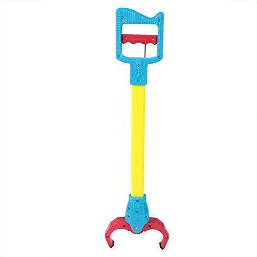 Demeras Hand Grabber Toy Enfants Intelligence Toy Kids Grabbing Pick Up Toys Jaune Rose(Jaune)