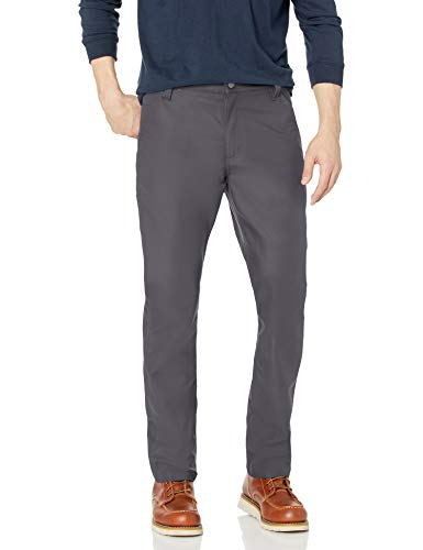 Carhartt Men's Rugged Professional Series Pant, Shadow, 34 x 30
