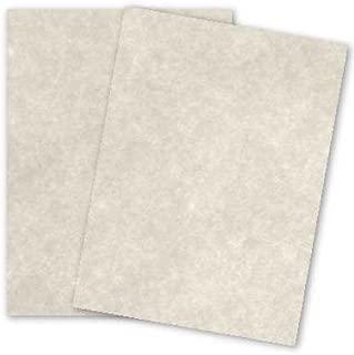 Astroparche - GRAY - 8.5 x 11 Parchment Card Stock - 65lb Cover - 250 PK