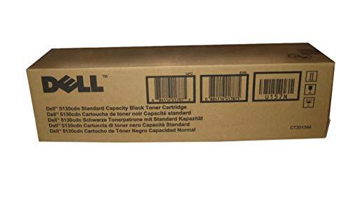 Dell 593-10929 U157N 5130Cdn Toner Cartridge - Black