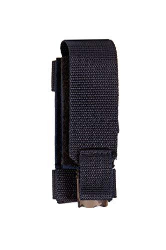 VEGA HOLSTER Porta linterna táctica 2SM22 modular Cordura Azul PS