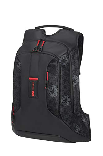 Samsonite Paradiver Light Mochila para portátil   45 cm 17   Negro  Darth Vader Black