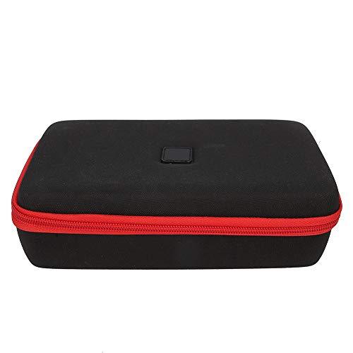 Borsa portautensili GAESHOW nera EVA Guscio duro impermeabile Mutispandex Scatola portaoggetti per attrezzi hardware Accessori per utensili hardware