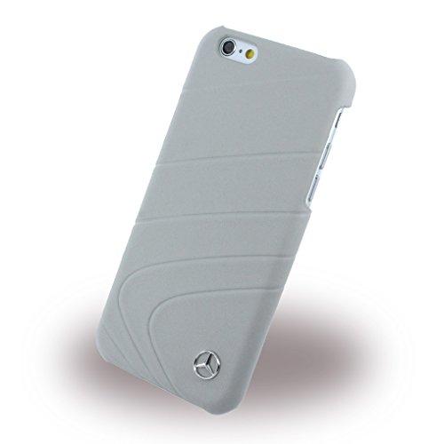 Mercedes, Organic, Custodia in Vera Pelle per Apple iPhone 6/6S