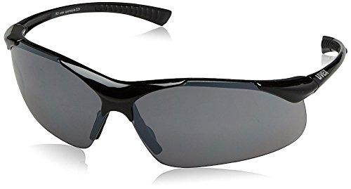 uvex Unisex– Erwachsene, sportstyle 223 Sportbrille, black, one size