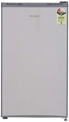 Whirlpool 93L 2 Star Mini Refrigerator (115 W-ATOM PRM 2S, Steel)