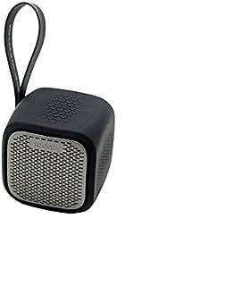 ICONZ BS04K Square Waterproof Bluetooth Wireless Speaker - Black