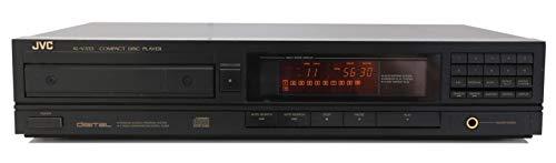 JVC XL-V 333 CD Spieler in schwarz