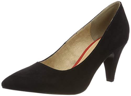 s.Oliver 5-5-22406-22 001, Escarpins Femme, Noir (Black...