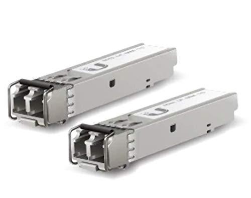 Ubiquiti Networks U Fiber, Multi-Mode Module, 10G, 2-Pack, Aluminium