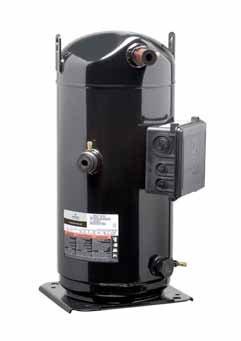 32 Ton Copeland R410A Scroll # ZP385KCE-TED / ZP385KCE-TED-966 460/3 Ph Compressor 385,000 BTU