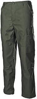 MFH Pantalones de Combate del Ejército de los EE.UU. Reforzados con Refuerzo de Rodilla y glúteos