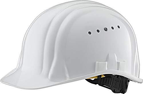 SCHUBERTH Baumeister 80 BSK300W-1 Schutzhelm belüftet Weiß EN 397