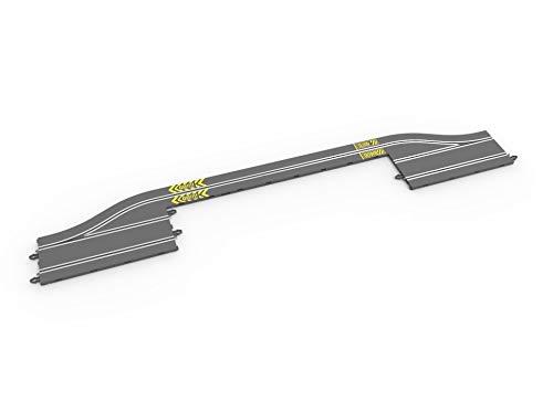 Scalextric- Set Pistas Pit Lane Advance Accesorio, Color Gris (Scale Competiton Xtreme 1)